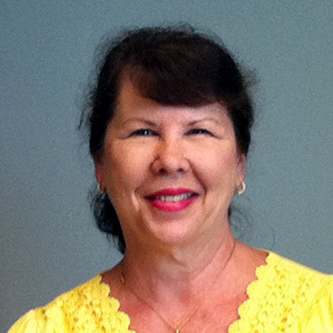 Lynda Curson, M.S., Office & Outreach Coordinator, 2012